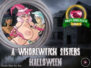 MeetAndFuck games Android A WhoreWitch Sisters Halloween