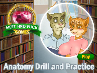 Meet N Fuck games mobile Anatomy Drill and Practice