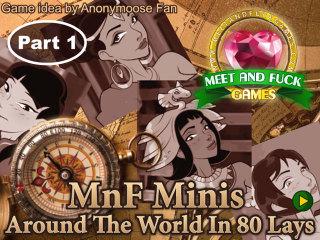 APK Meet N Fuck games Arround the World in 80 lays part 1