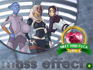 Meet and Fuck games Android Ass Effect