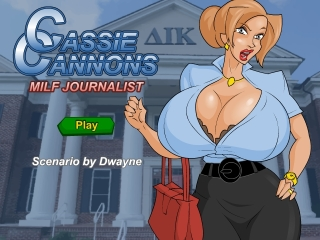 MeetNFuck Android APK online game Cassie Cannons MILF Journalist