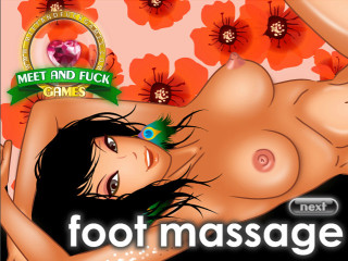 Meet N Fuck Android APK game Foot Massage