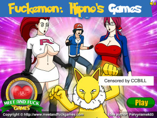 Meet N Fuck games for Android Fuckemon Hipnos Games