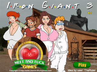 Meet N Fuck Android games Iron Giant 3