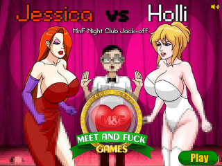 Meet and Fuck APK game Jessica vs Holli