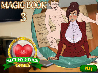 MeetNFuck games Android Magic Book 3