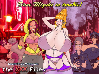 MeetAndFuck mobile games MNF Metropolis the XXX Files Episode 2