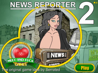 Meet and Fuck Android game News Reporter 2