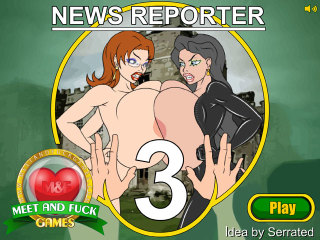 Meet N Fuck games for Android News Reporter 3