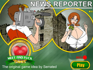 Meet and Fuck games download News Reporter