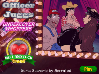 MeetNFuck games for Android Officer Juggs Undercover Whoppers