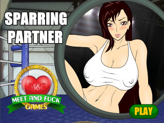 Meet and Fuck mobile game Sparring Partner