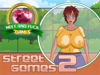 Meet and Fuck for mobile game Street Games 2