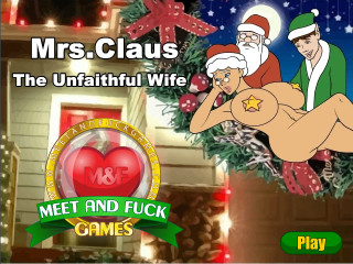Meet and Fuck download free game Unfaithful Mrs. Claus