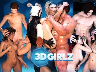 3D Girlz APK forever sex game
