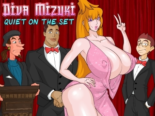 MeetNFuck games Android Diva Mizuki Quiet On The Set