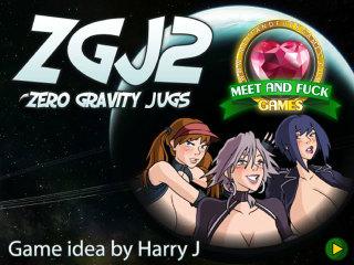 Meet and Fuck games mobile Zero Gravity Jugs 2